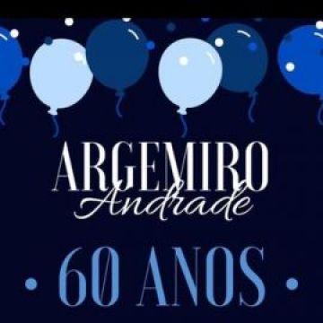 Aniversário Solidário - Argemiro Andrade